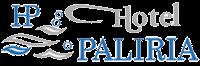 Contact - Paliria Hotel - Sea Front Hotel in Chalkida - Logo